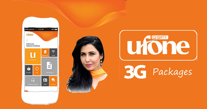 Ufone Internet Pacakges